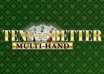 Tens or Better Multi-Hand